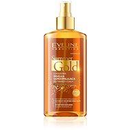 EVELINE COSMETICS Summer Gold Self Tanning Face&Body Dark Skin 150 ml - Samoopalovací emulze