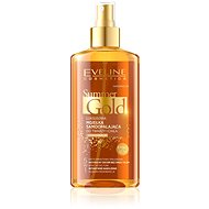 EVELINE COSMETICS Summer Gold Self Tanning Face&Body Light Skin 150 ml