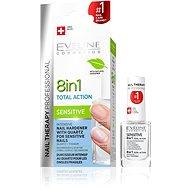 EVELINE COSMETICS Spa Nail Total Action 8 In 1 Sensitive 12 ml - Kondicionér