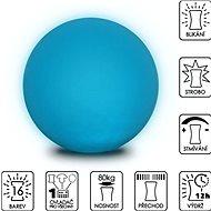 Colour changing Sphere 40cm - Dekorativní osvětlení