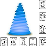 Color changing Pyramid - Decorative Lighting