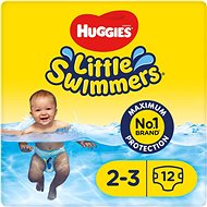 HUGGIES Little Swimmers vel. 2/3 (12 ks)