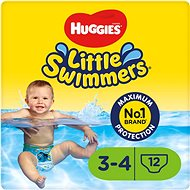 HUGGIES Little Swimmers vel. 3/4 (12 ks)