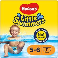 HUGGIES Little Swimmers vel. 5/6 (11 ks)