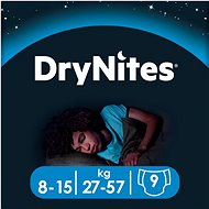 HUGGIES Dry Nites Large 8-15 years Boys (9 ks)