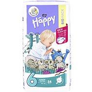 Bella Baby HAPPY veľ. 6 Junior extra (54 ks)