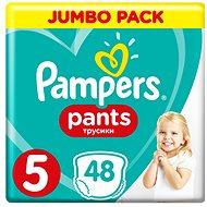 Pampers Pants Jumbo Pack 5 Junior (48 ks)