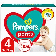 Pampers Pants Mega Box 4 Maxi (104 ks)