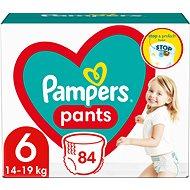 PAMPERS Pants vel. 6 Extra Large (88 ks) - měsíční zásoba - Dětské plenkové kalhotky