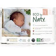 NATY Nature Babycare Newborn vel. 1 (26 ks) - Dětské pleny