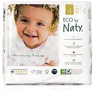 Naty Nature Babycare Maxi veľ. 4 (27 ks) - Detské plienky