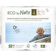 NATY Nature Babycare Maxi vel. 4 (22 ks) - Dětské plenkové kalhotky