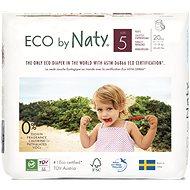 NATY Nature Babycare Junior vel. 5 (20 ks) - Dětské plenkové kalhotky