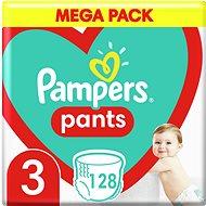 PAMPERS Pants veľ. 3 Midi (120 ks) - Mega Box