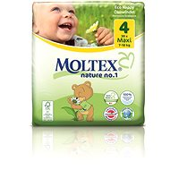 MOLTEX nature no. 1 Maxi 7 - 18 kg (30 ks)