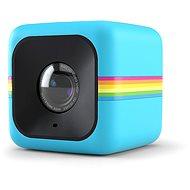 Polaroid + Blue Cube
