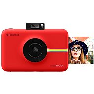 Polaroid Instant Touch Snap red