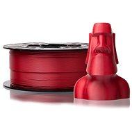 PLASTY MLADEČ 1.75mm PLA 1kg perlová červená