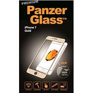 PanzerGlass Premium pro iPhone 7 zlaté