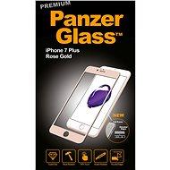 PanzerGlass Premium pro iPhone 7 Plus růžovo zlaté