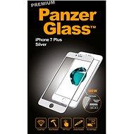 PanzerGlass Premium pro iPhone 7 Plus stříbrné