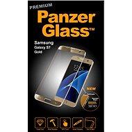 PanzerGlass Premium pro Samsung Galaxy S7 zlaté