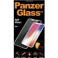 PanzerGlass pro Apple iPhone X Premium Bílé - Ochranné sklo