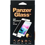 PanzerGlass pro iPhone 6/6s/7/8 White - Ochranné sklo