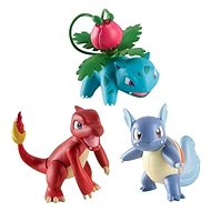 Pokémon, set of 3