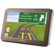 MIO Spirit 7500 - GPS navigace