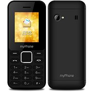 MyPhone 3310, Black - Mobile Phone