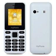 MyPhone 3310 White - Mobile Phone