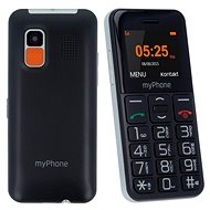CPA Halo Easy čierny - Mobilný telefón