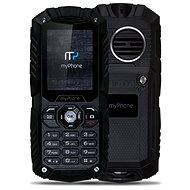 MyPhone Hammer Plus black