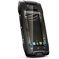 MyPhone Hammer Axe black Dual SIM