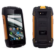 MyPhone Iron Hammer 2 orange-black
