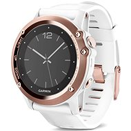 Garmin Fenix 3 Sapphire (Rose) - Sports Watch