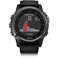 Garmin Fenix 3 Gray Sapphire Optic - Smart watch