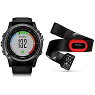 Garmin Fenix 3 Sapphire Optical Performer - Smart Watch