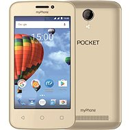 MyPhone Pocket gold