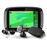 TomTom Rider 400 EU Premium Pack pro motocykly Lifetime - GPS navigace