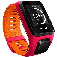 TomTom GPS watches Runner 3 (S) pink-orange - Sports Watch