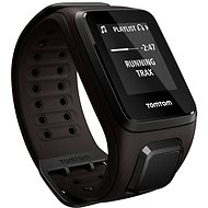 TomTom GPS Fitness Watch Spark Music (L) brown