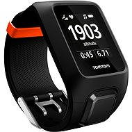 TomTom GPS watch Adventurer Cardio + Music, Black - Sports Watch