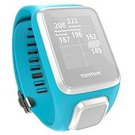 TomTom GPS watch (L) light blue