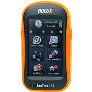 Holux Funtrek 132 mapy CZ/ SK - GPS cyklocomputer