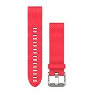 Garmin QuickFit 20 silikonový růžový - Řemínek