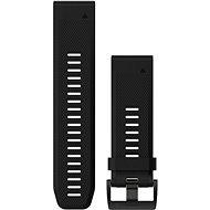 Garmin QuickFit 26 silikonový černý - Řemínek