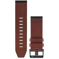 Garmin QuickFit 26 leather brown - Strap