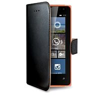 CELLY WALLY485 černé - Pouzdro na mobilní telefon